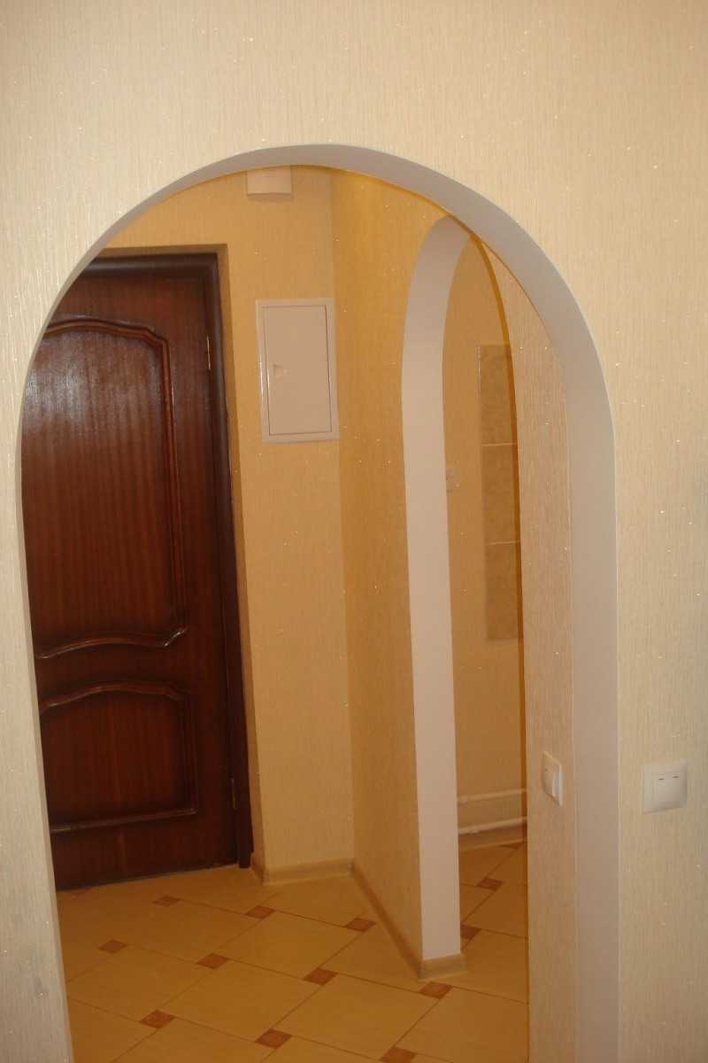 для более фото размеры дверной арки гипсокартона с аркой рюшечки
