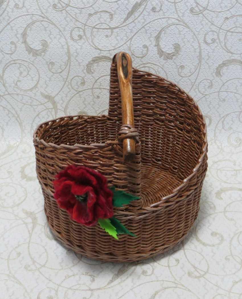 плетение из трубочек новое картинки про урожай