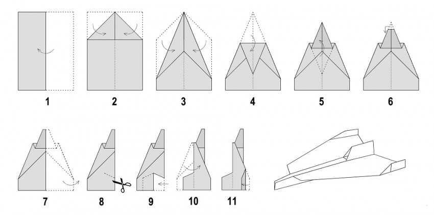поликарбоната бумажные самолетики инструкция по картинкам уже три дня