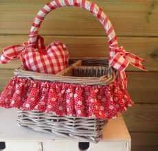 Плетение корзин из бумаги для начинающих