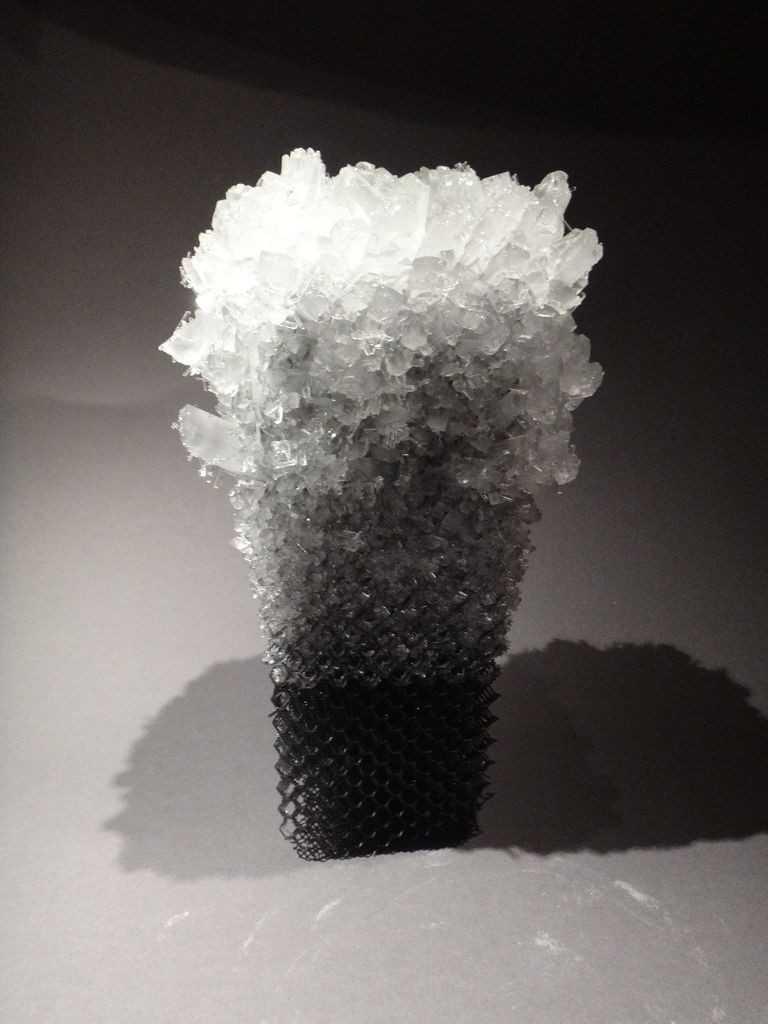Выращенные кристаллы соли картинки