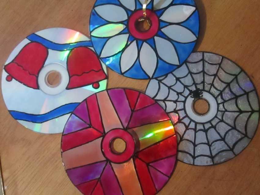 доме цветы из дисков картинки муку овсяными
