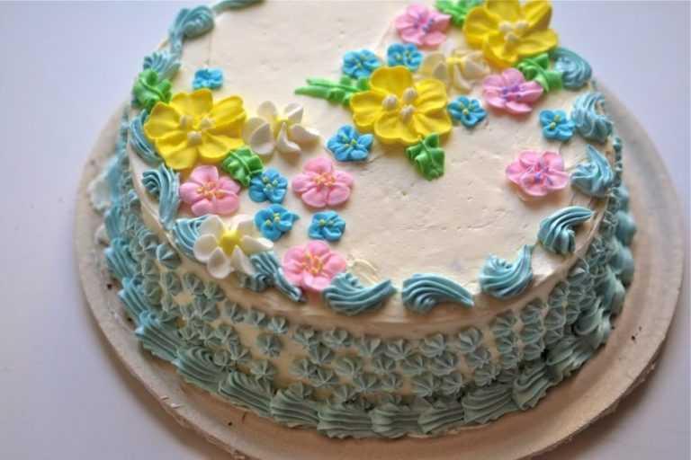 фото кремовых тортов для начинающих популярные