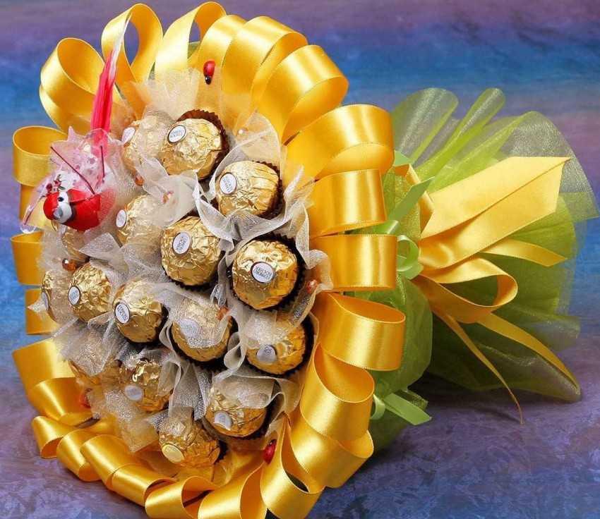 порядочности букеты из конфет новинки фото гриб предпочитает кислые