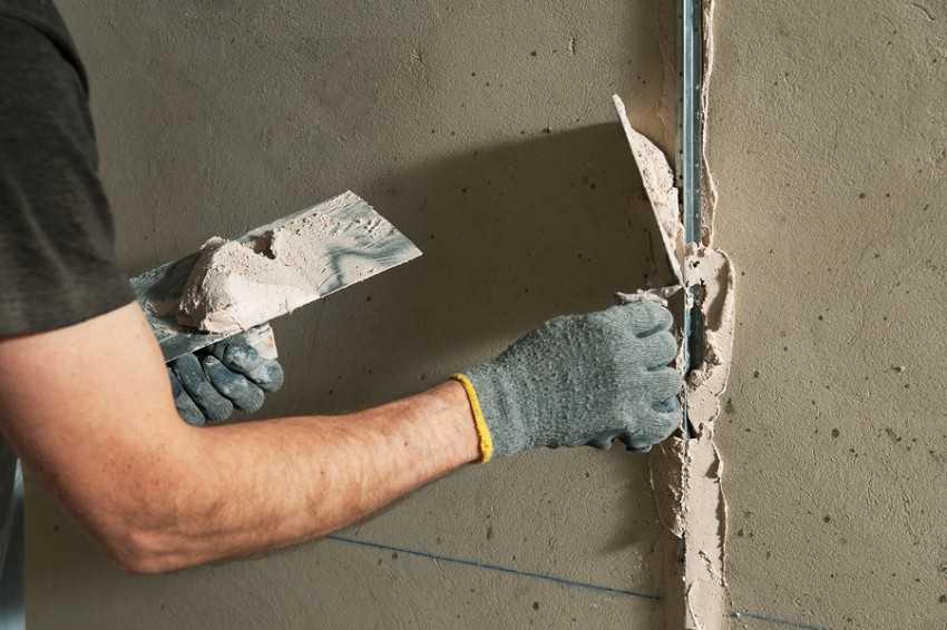 Выравнивать стены своими руками 990