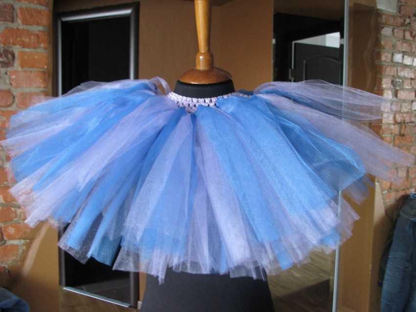 Платье или юбка из фатина своими руками 50