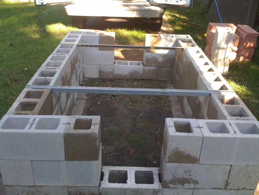 Строим из пеноблоков своими руками поэтапный показ строительства 28