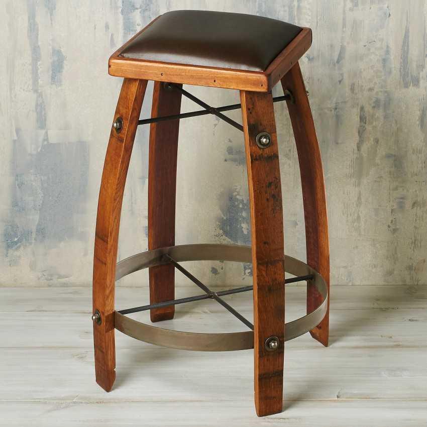 Как сделать барные стулья своими руками из дерева 71