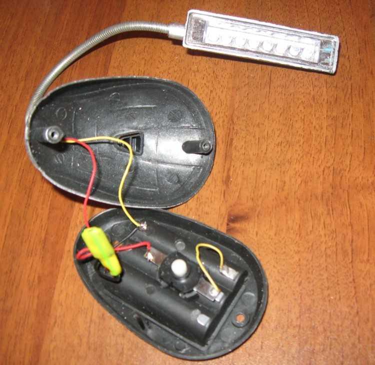 Мощный фонарик своими руками на светодиодах на 12 вольт 81