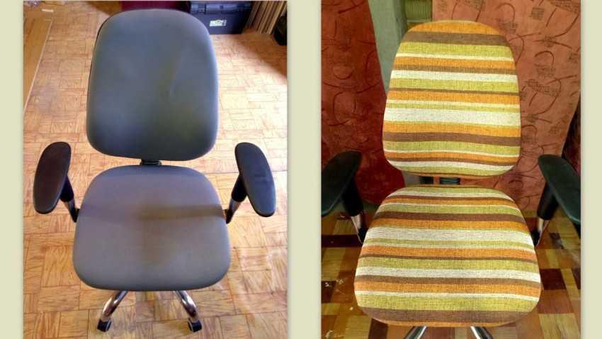 Сиденье для компьютерного кресла своими руками 65