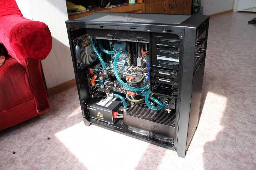 Как сделать свой компьютер тихим 93