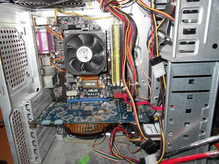 Как сделать свой компьютер тихим 236