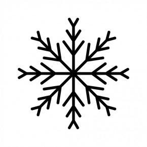 120 трафаретов снежинок на Новый Год для вырезания из бумаги на окна